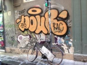 Graffiti Napoli 2013